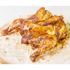 Цыплёнок фермерский на мангале 1шт