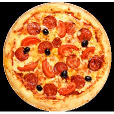 Пепперони пицца 580гр