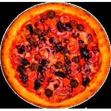 Пицца с Беконом 580гр