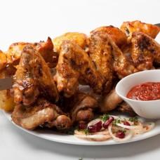 Микс шашлыка из курицы 1,5кг