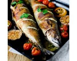 Рыбный День - микс шашлыка из рыбы (на 4-6 человек)